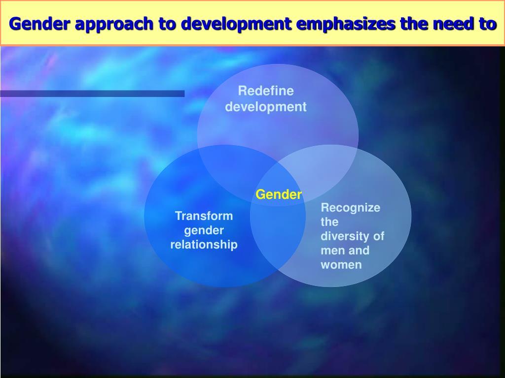 Redefine development