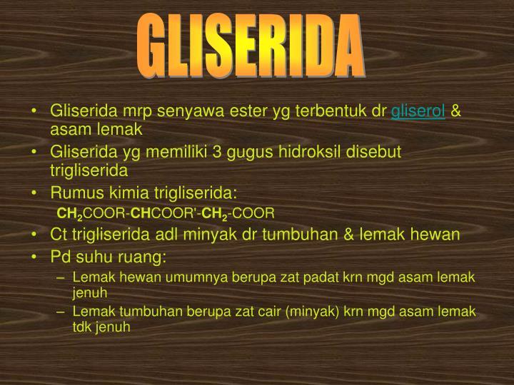 GLISERIDA