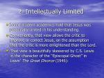 2 intellectually limited