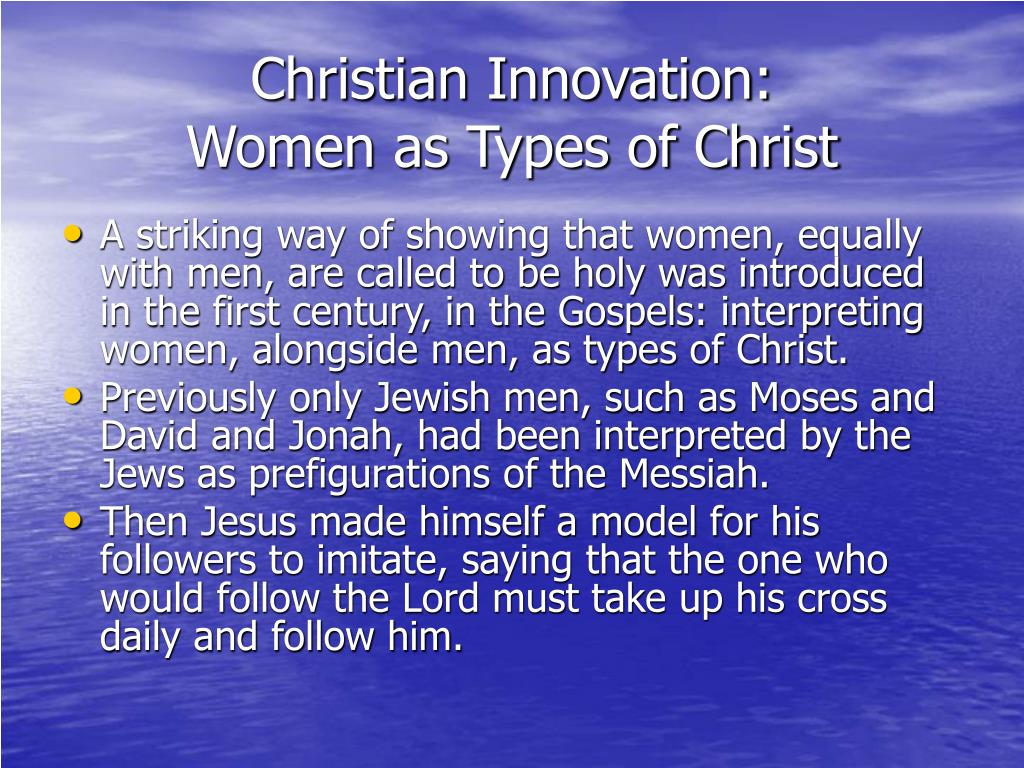 Christian Innovation: