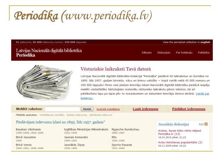 Periodika (