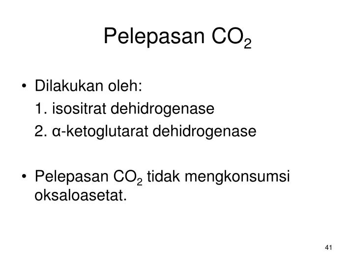 Pelepasan CO