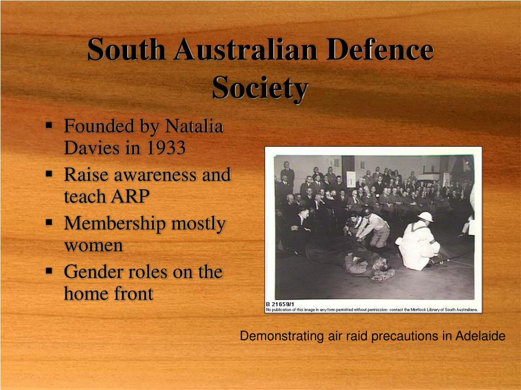 South Australian Defence Society