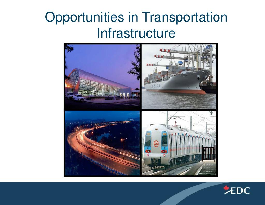 Opportunities in Transportation Infrastructure