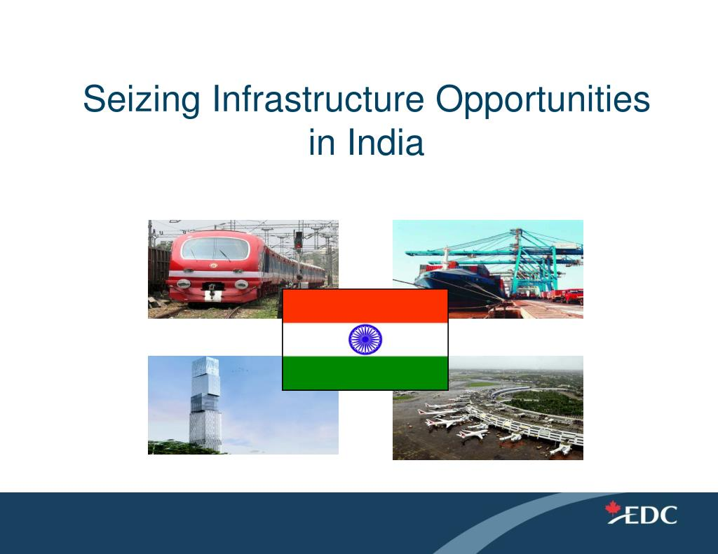 Seizing Infrastructure Opportunities in India