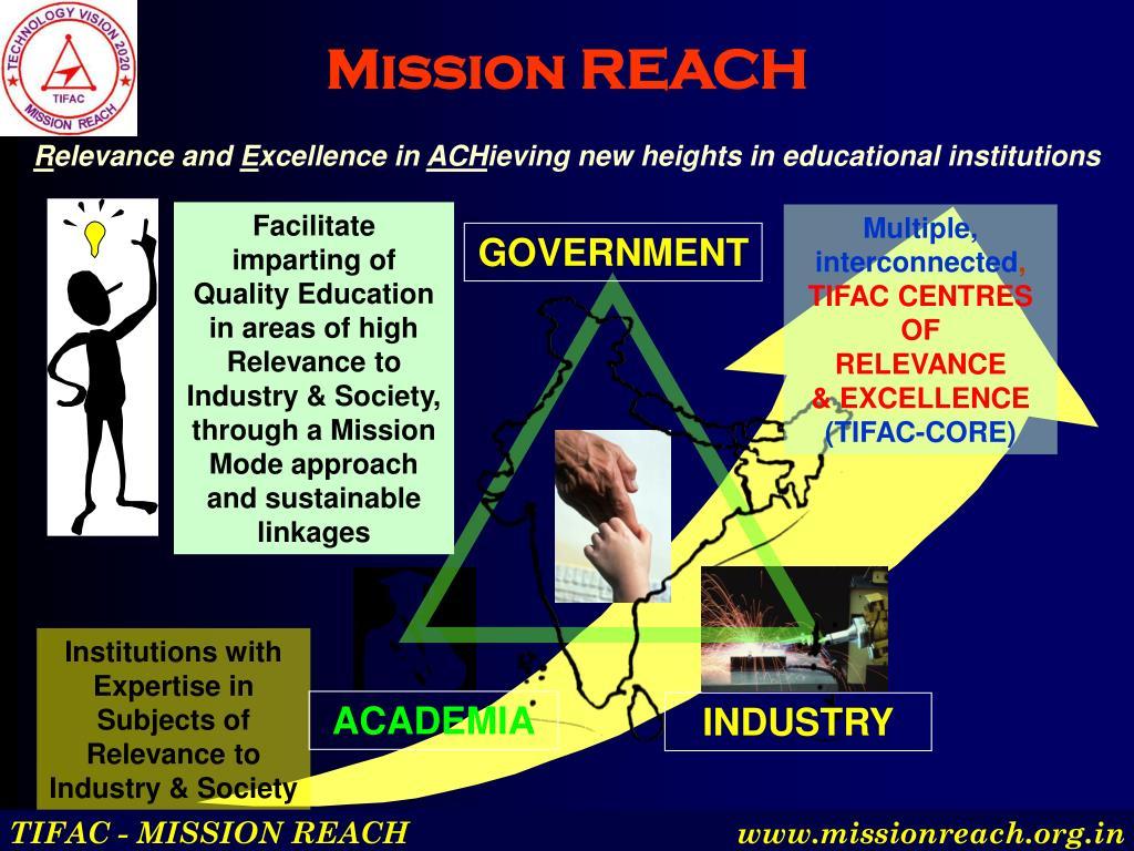 Mission REACH