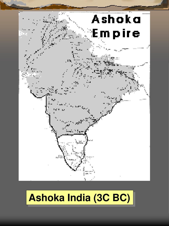 Ashoka India (3C BC)
