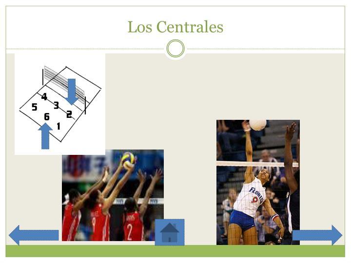 Los Centrales