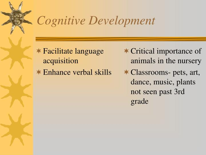 Facilitate language acquisition