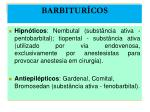 barbitur cos