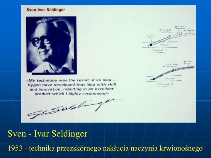 Sven - Ivar Seldinger