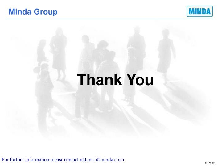 Minda Group