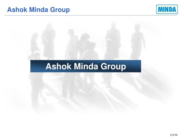 Ashok Minda Group