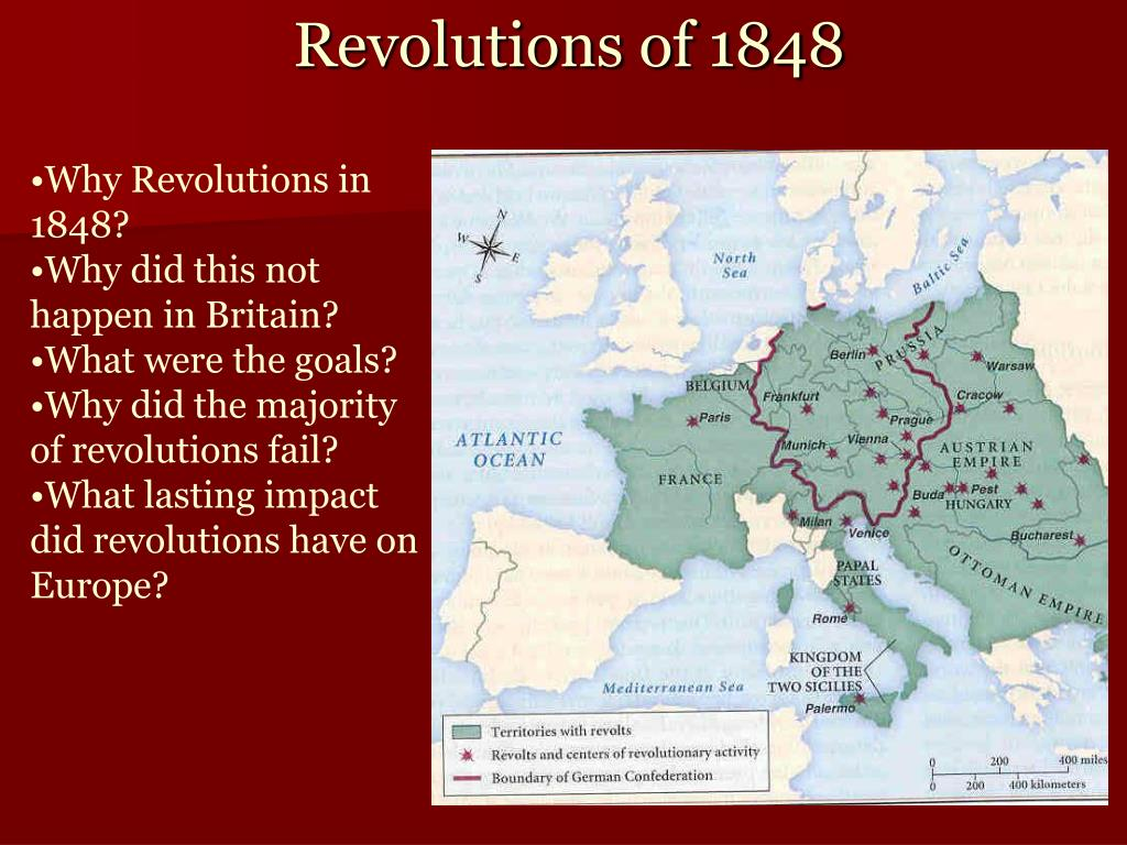 the rise of socialism and the european revolutions of 1848 The revolutions of 1848 were the most widespread in the history of europe they directly affected france, germany, prussia, the austrian empire, various italian states, moldavia and wallacia.
