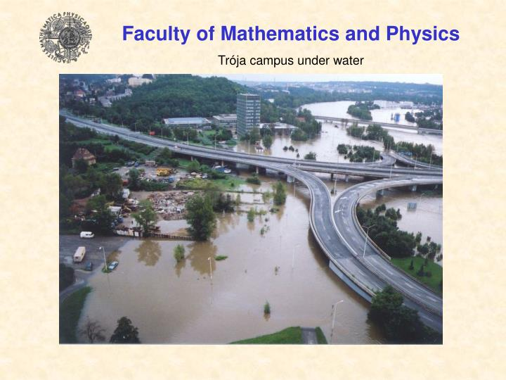 Faculty of Mathematics and Physics