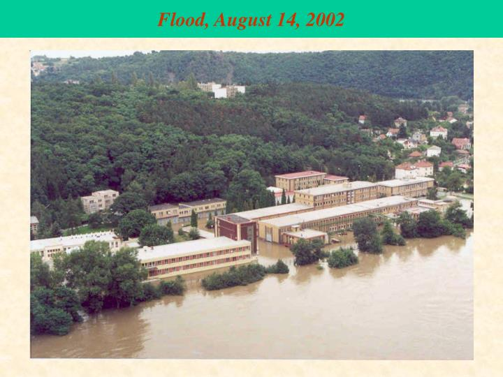 Flood, August 14, 2002