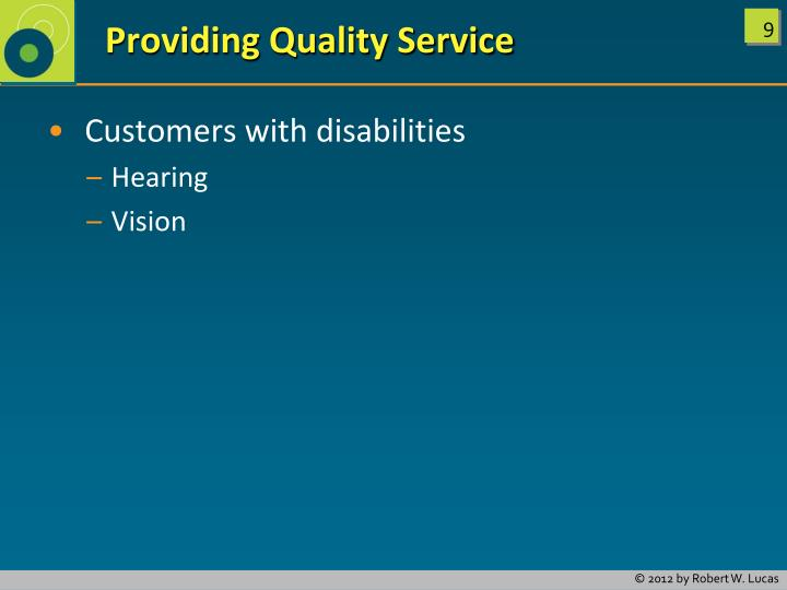 how important are customer expectations in regard to managing and maintaining service quality Keywords-service quality, customers' expectations service quality is very important to assessing customers' expectations and perceptions.