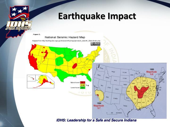 Earthquake Impact