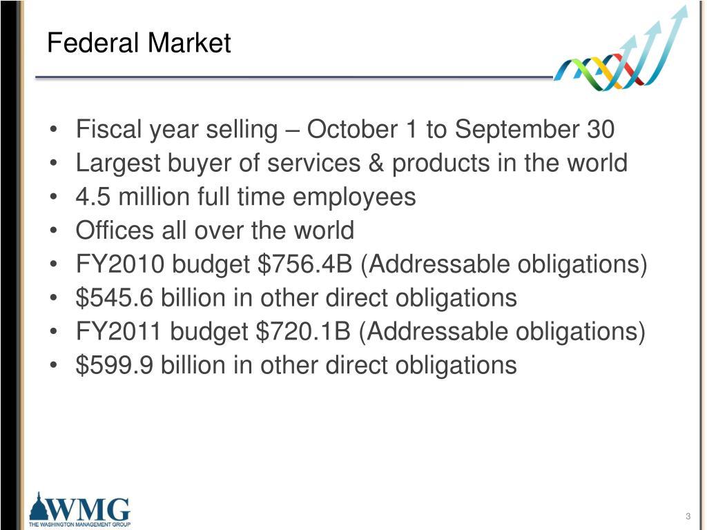 Federal Market