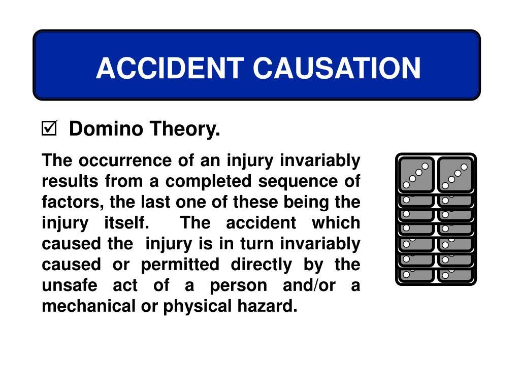 Domino Theory.