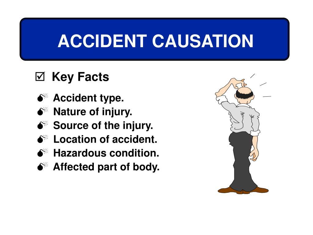 Accident type.