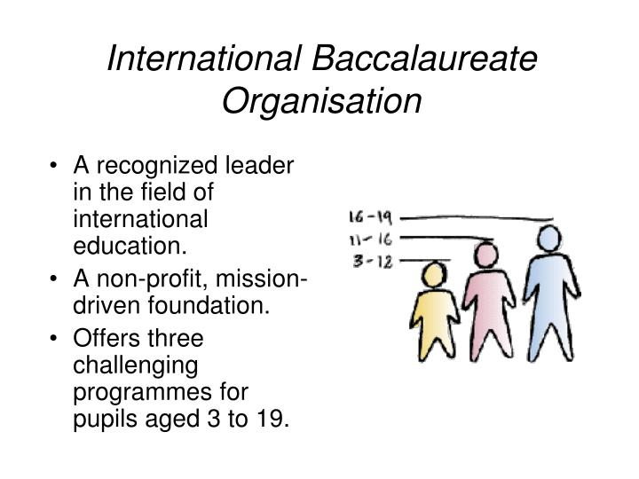 International Baccalaureate Organisation