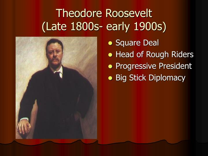 president theodore roosevelt s square deal