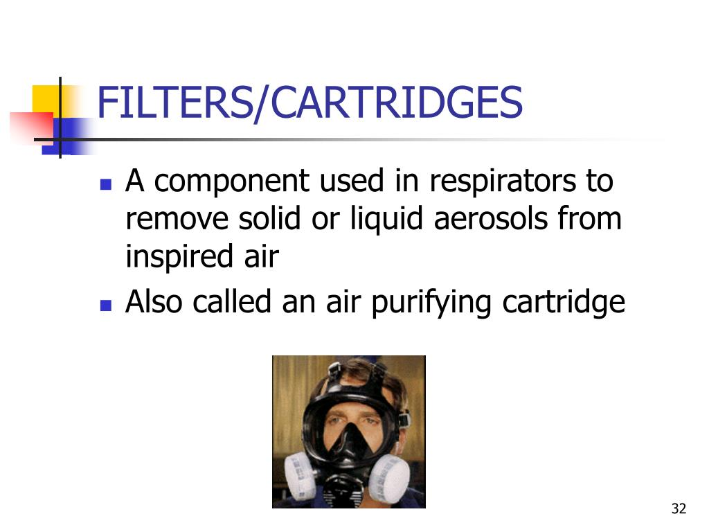 FILTERS/CARTRIDGES