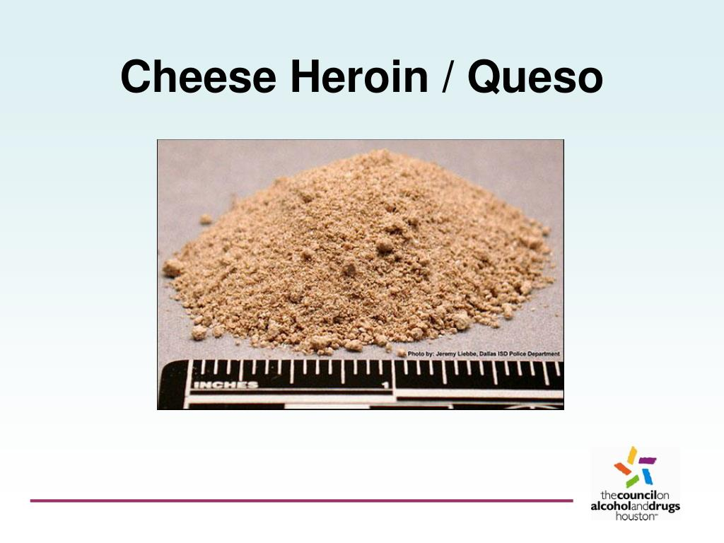 Cheese Heroin / Queso