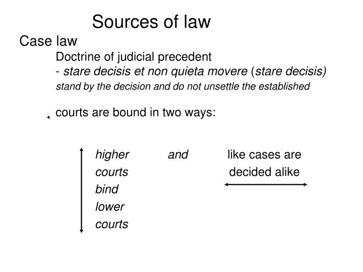 doctrine of judicial binding precedent Introduction definition of judicial precedent binding effects how does it work stare decisis: malaysian judicial system context limitation of binding effect.