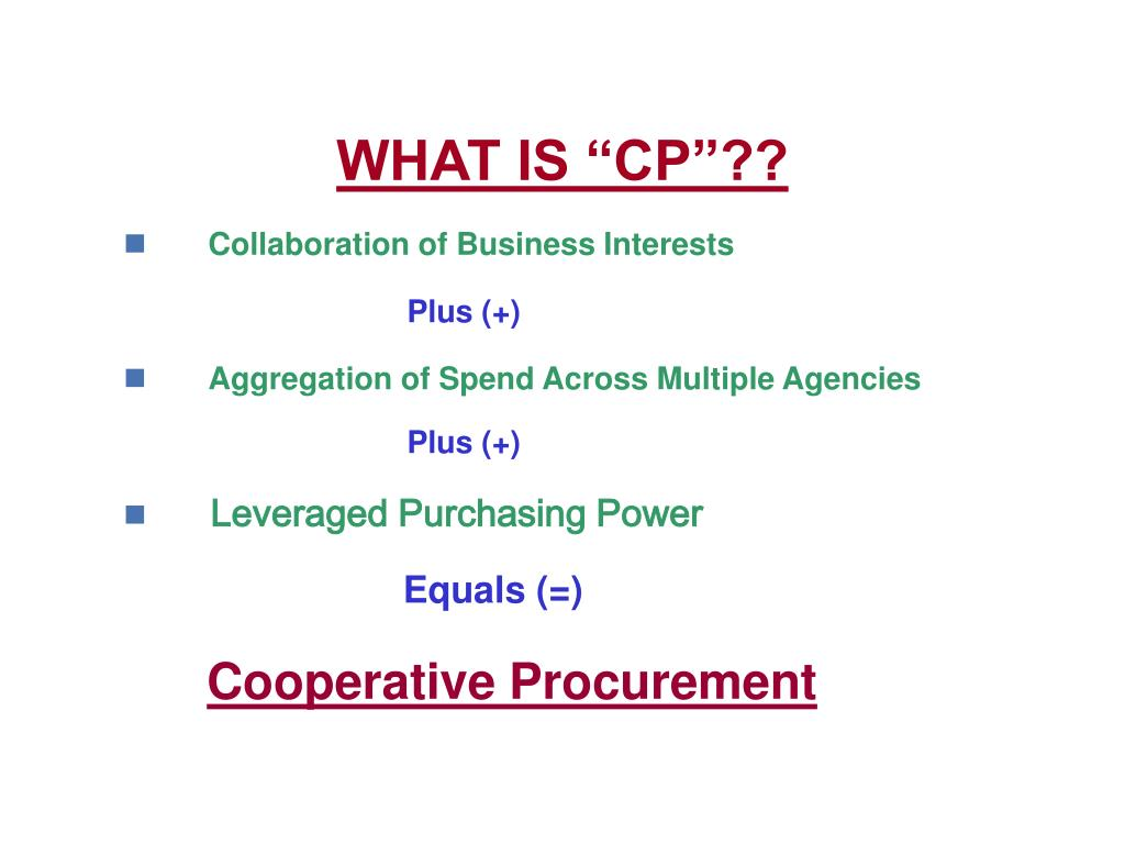 """WHAT IS """"CP""""??"""
