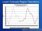 lower colorado region operations