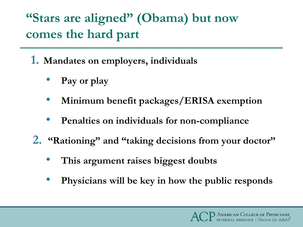 """""""Stars are aligned"""" (Obama) but now comes the hard part"""