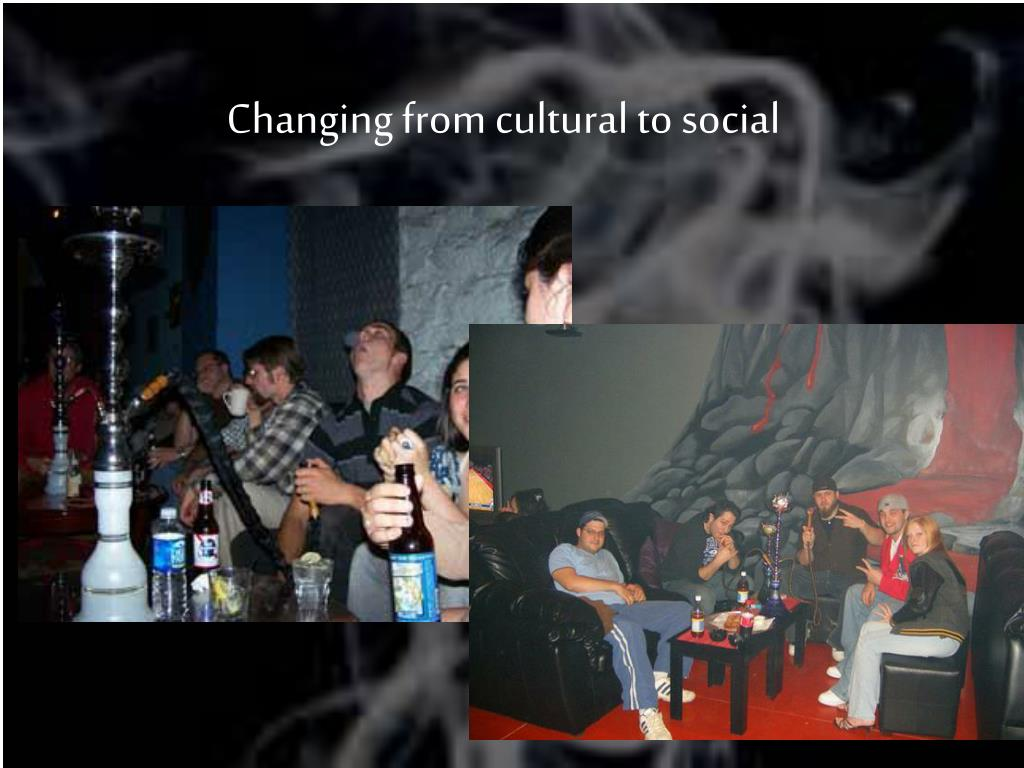 Changing from cultural to social