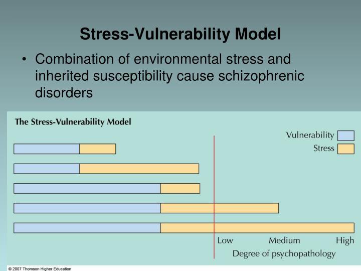 Stress-Vulnerability Model