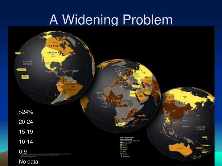 A Widening Problem