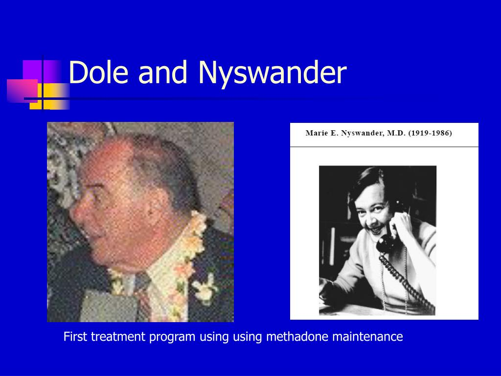 Dole and Nyswander