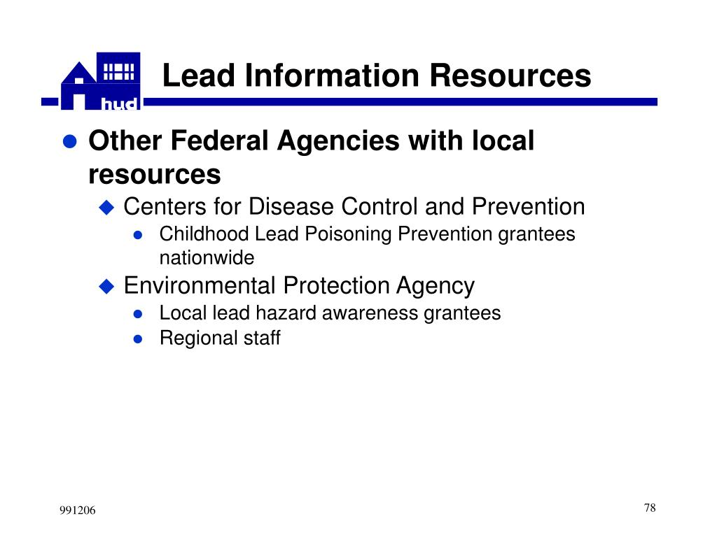 Lead Information Resources