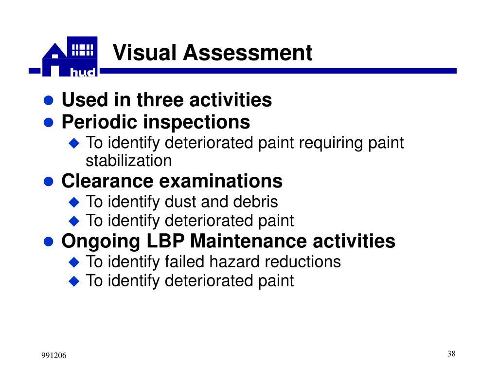Visual Assessment