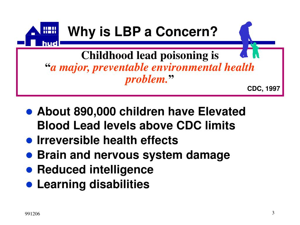 Why is LBP a Concern?