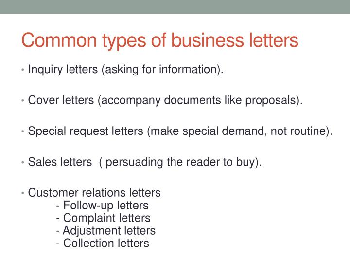 types of business writing 2 essay Business writing is full of industry-specific buzzwords and acronyms and while these terms are sometimes unavoidable and can occasionally be helpful as shorthand, they often indicate lazy or cluttered thinking throw in too many, and your reader will assume you are on autopilot — or worse, not understand what you're.