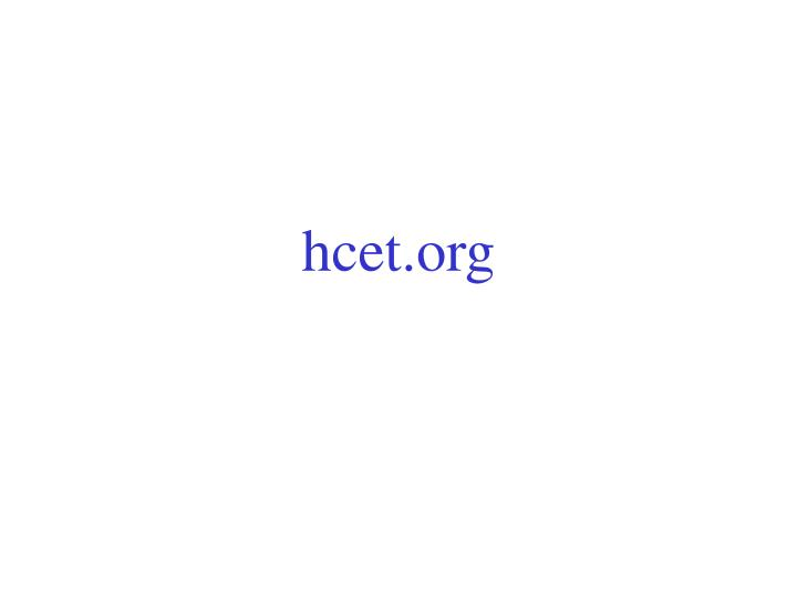 hcet.org