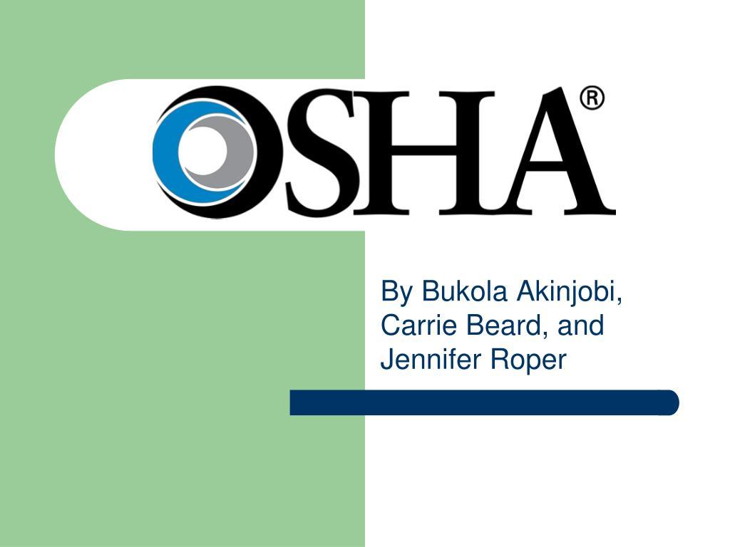 By Bukola Akinjobi, Carrie Beard, and Jennifer Roper