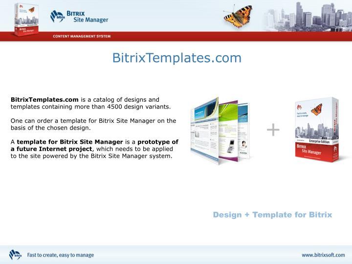 BitrixTemplates.com