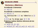 vectores y matrices2