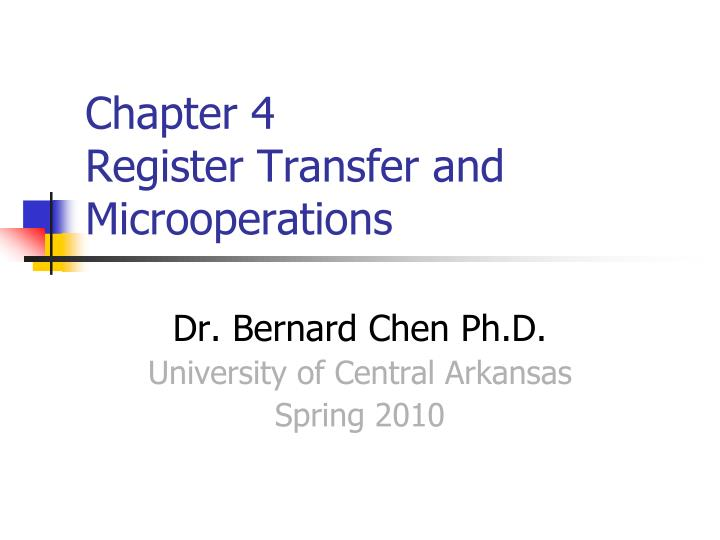 Chapter 4 register transfer and microoperations l.jpg