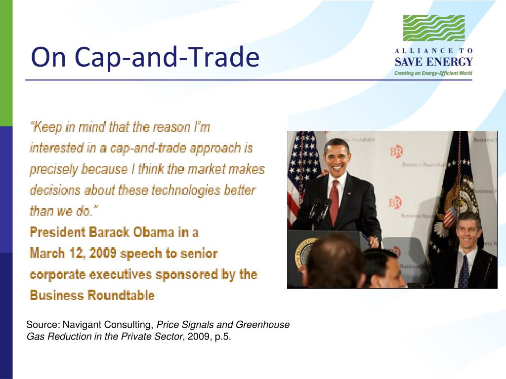 On Cap-and-Trade