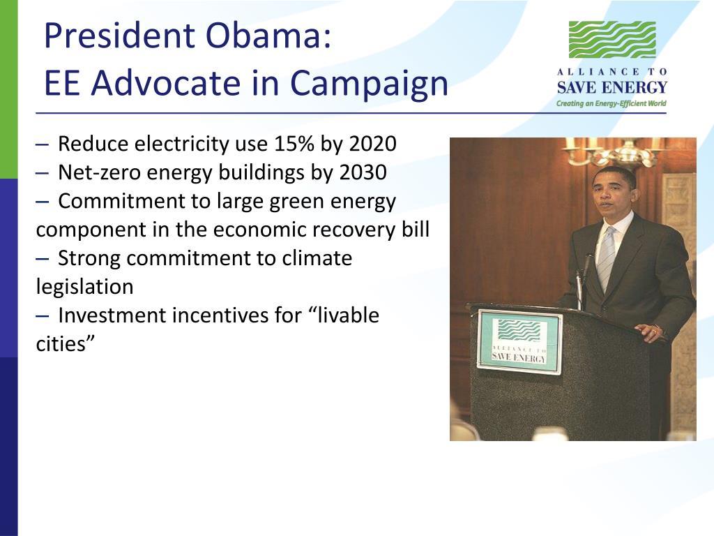 President Obama: