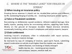 where is the arable land for frauds in serbia