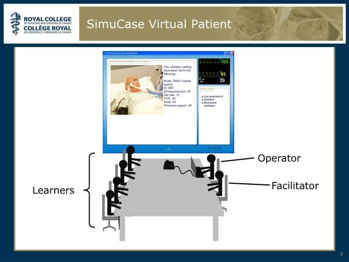 SimuCase Virtual Patient